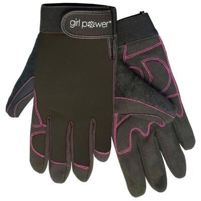 GP8-611 Women's XS Black Mechanics Gloves
