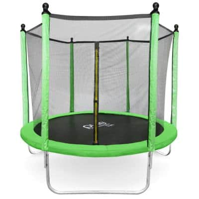 Dura-Bounce 8 ft. Trampoline and Enclosure Set