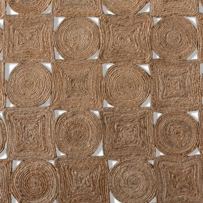 Sienna Natural 5 ft. x 8 ft. Area Rug