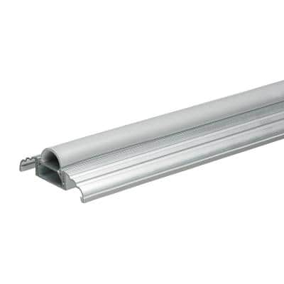 3-1/2 in. Wide x 36 in. Silver Adjustable Height Threshold