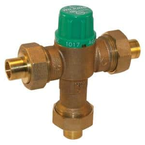 3/4 in. Thermostatic Mixing Valve