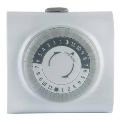 24-Hour Plug-In Basic Timer