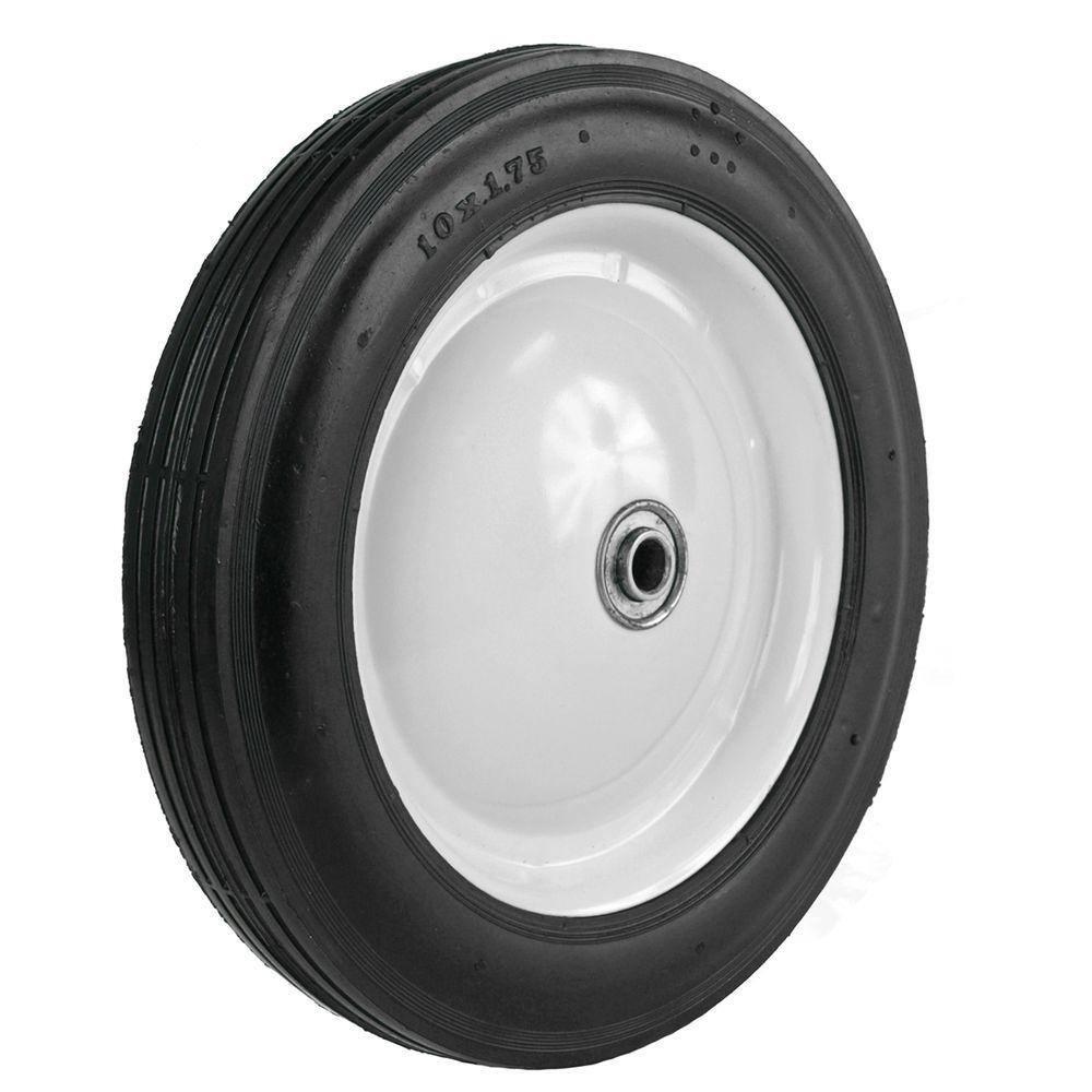 Martin Wheel 10X1.75 Light Duty Steel Wheel