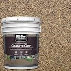 5 Gal. #GG-13 Pebble Sunstone Decorative Flat Interior/Exterior Concrete Floor Coating