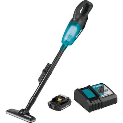 18-Volt LXT Lithium-Ion Handheld Compact Cordless Vacuum Kit 2.0 Ah