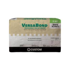 VersaBond 50 lb. White Fortified Thinset Mortar