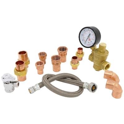 Complete Essentials Install Kit