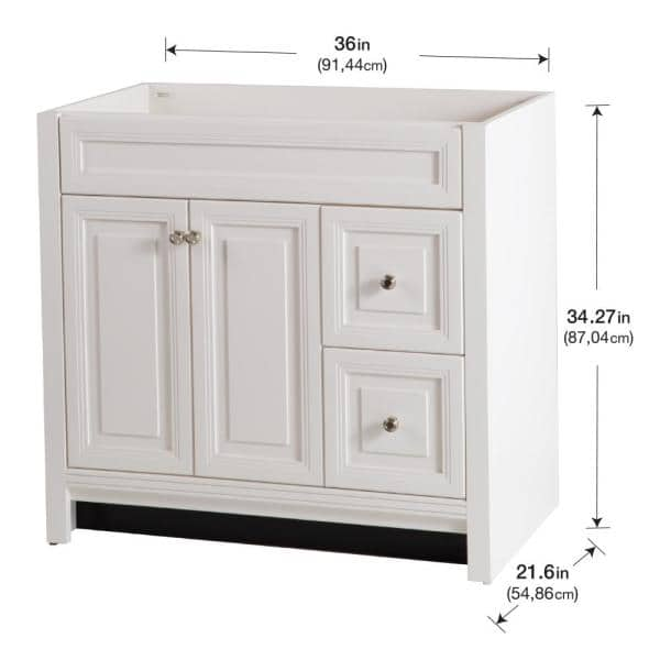 Home Decorators Collection Brinkhill 36 in. W x 34 in. H x 22 in