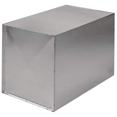 21 in. x 28 in. Return Air Box Assembly