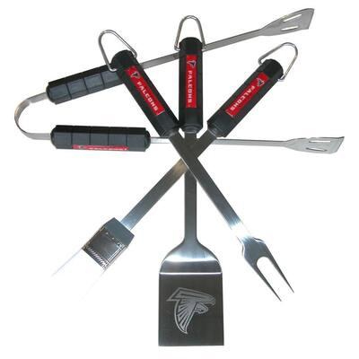 NFL Atlanta Falcons 4-Piece Grill Tool Set