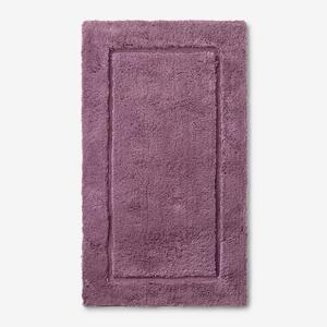 Legends Purple Sage 50 in. x 30 in. Cotton Bath Rug