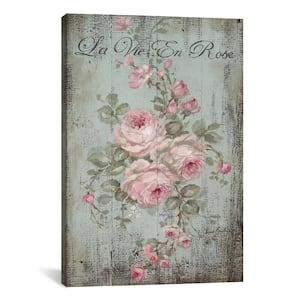 La Vie En Rose by Debi Coules Wall Art