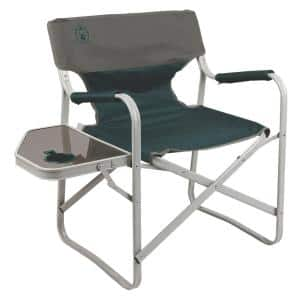 Outpost Elite Deck Chair with Side Table