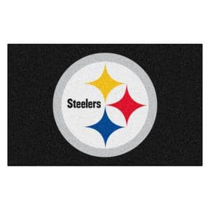 NFL - Pittsburgh Steelers Rug - 5ft. x 8ft.