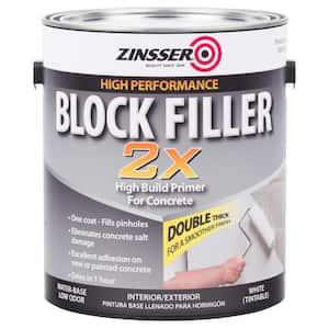 1 gal. Block Filler 2X Primer (2-Pack)