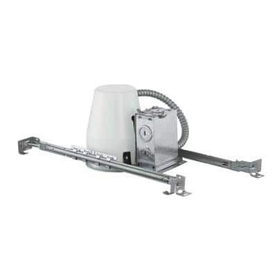 4 in. Non-IC Rated New Construction Recessed Housing