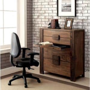Janeiro Rustic Natural Tone Transitional Style Chest