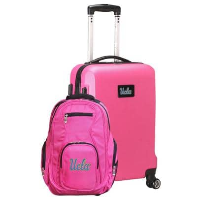 UCLA Bruins Deluxe 2-Piece Backpack and Carry on Set