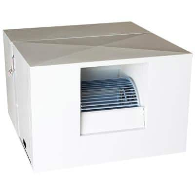 4,800 CFM Side-Draft Rigid Roof/Side Evap Cooler (Swamp Cooler) for 18 in. Ducts 1,650 sq. ft. (Motor Not Included)