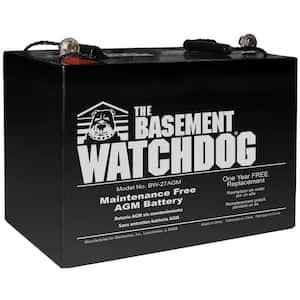 Maintenance Free (AGM) Standby Battery
