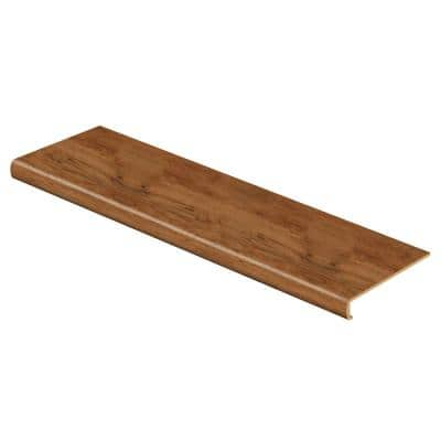 Applewood 2-3/16 in. T x 12-1/8 in. W x 47 in. L Laminate to Cover Stairs 1-1/8 in. to 1-3/4 in. Thick