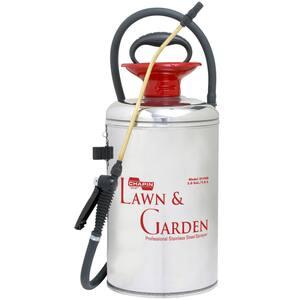 2 Gal. Lawn and Garden Series Stainless Steel Sprayer