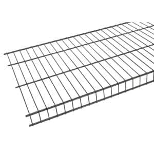 Tough Stuff Wire Shelf 8 ft. D x 20 in. L