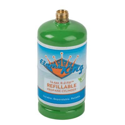1 lb. Refillable Propane Cylinder