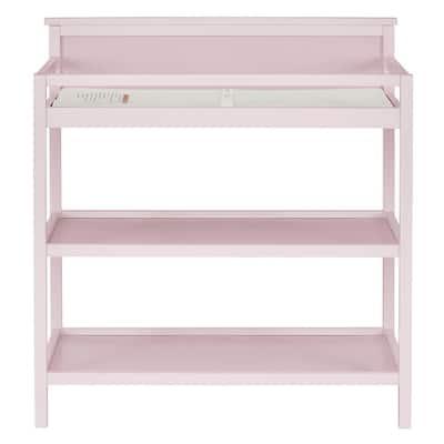 Jax Blush Pink Universal Changing Table