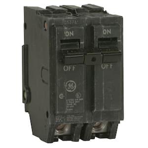 45 Amp 2 in. Double-Pole Circuit Breaker