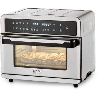 26 qt. Stainless Steel Air Fryer Toaster Over