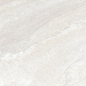 Sahara 25 in. x 13 in. White Glazed Porcelain Floor and Wall Tile (2.15 sq. ft. / each)