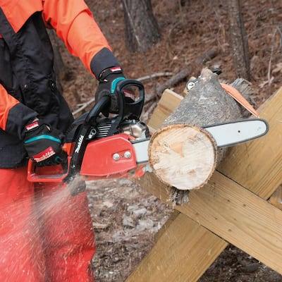 16 in. 35cc Gas Rear Handle Chainsaw