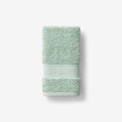 Legends Regal Spearmint Solid Egyptian Cotton Hand Towel