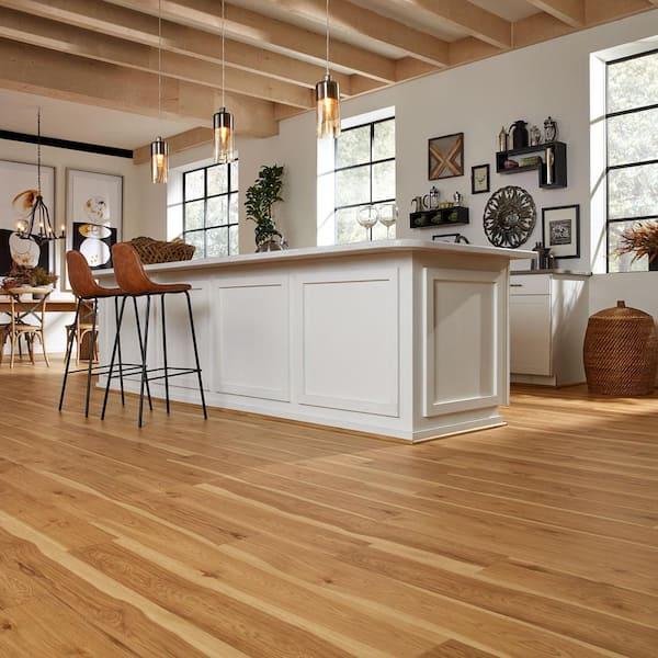 Pergo Outlast 6 14 In W Arden Blonde, Blonde Maple Laminate Flooring
