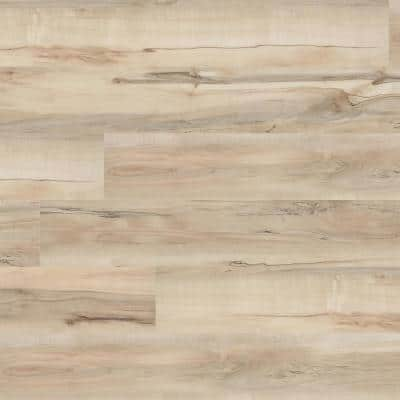 Take Home Sample - Woodland Alpine Mountain Rigid Core Luxury Vinyl Plank Flooring 7 in. x 12 in.