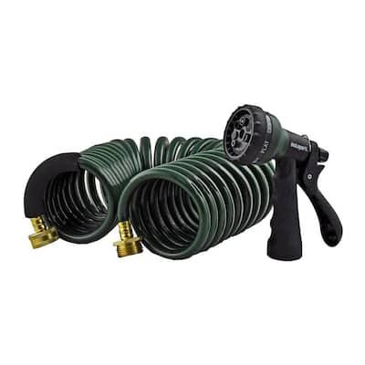 Instapark GHN-06 1/2 in. Dia. x 50 ft. Recoil Garden Hose