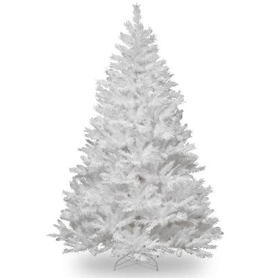 Stand Arbol De Navidad Blanco 5 FT//Foot White Christmas Tree Artificial Xmas