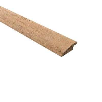 Strand Woven Bamboo Sedalia 0.438 in. T x 1.50 in. W x 72 in. L Bamboo Reducer Molding