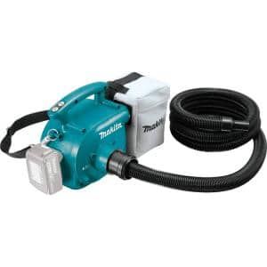 18-Volt LXT Lithium-Ion Cordless 3/4 Gal. Portable Dry Dust Extractor/Blower (Tool-Only)