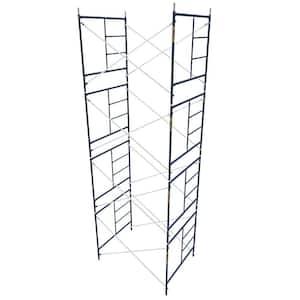Saferstack 5 ft. x 5 ft. x 7 ft. Mason Scaffold (Set of 4)