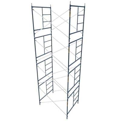 Saferstack 5 ft. x 5 ft. x 7 ft. Mason Scaffold (Set of 4)