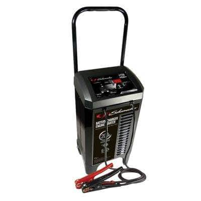 6-Volt/12-Volt Fully Automatic Battery Charger/Engine Starter