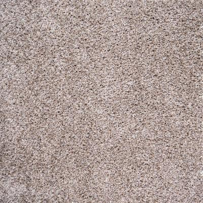 Willow Kirkdale Texture Residential 18 in. x 18 in. Peel and Stick Carpet Tile (10 Tiles/Case)