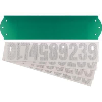911 Safety Address Kit