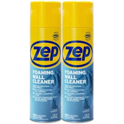 18 oz. Foaming Wall Cleaner (Pack of 2)