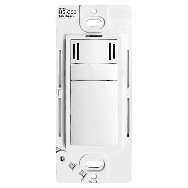 "Manrose CQF100 Std Timer Humidity Bathroom Shower Extractor Fan 4/"" Quiet Fan"
