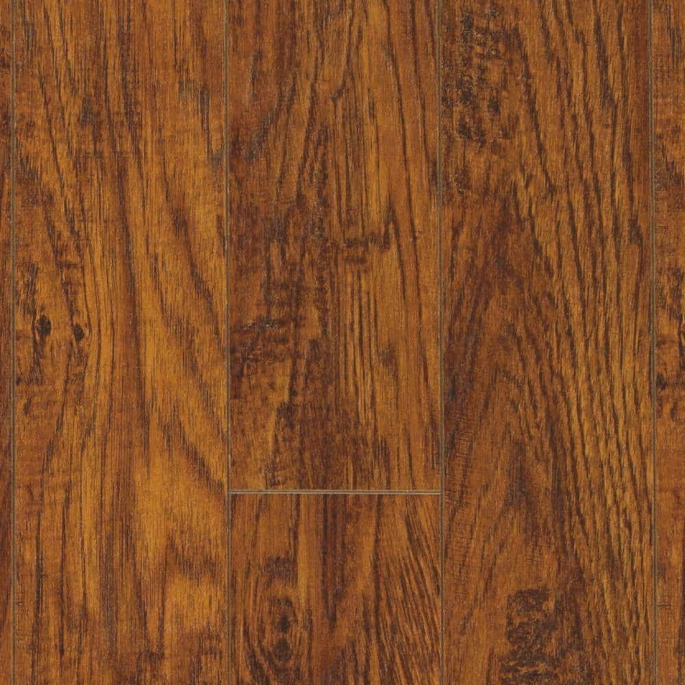 Pergo Xp Highland Hickory 10 Mm T X 4, What Is The Difference Between Pergo And Laminate Flooring