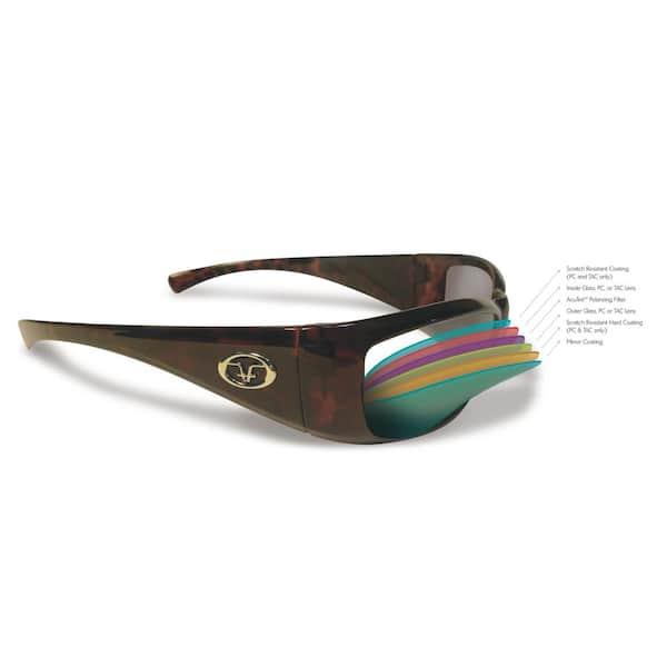 Flying Fisherman Cali Polarized Bi-Focal Reading Sunglasses 5 Color/&Power Option