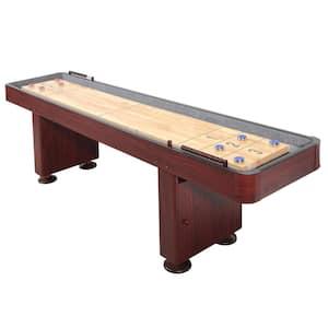 9 ft. Shuffleboard - Dark Cherry
